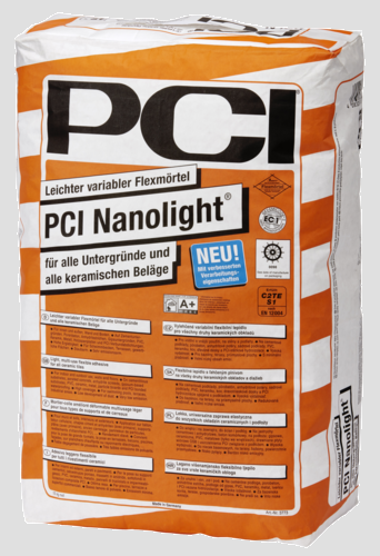 PCI Nanolight 15 kg [PCI Nanolight]